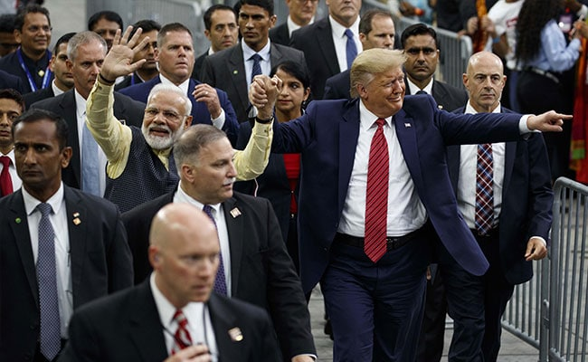 'Your Actively Campaigning For Trump...': Congress Leader Hits Out At PM
