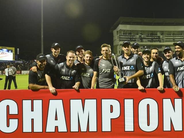 3rd T20I: Lasith Malinga Stars In Sri Lankas Consolation Win, New Zealand Claim Series 2-1