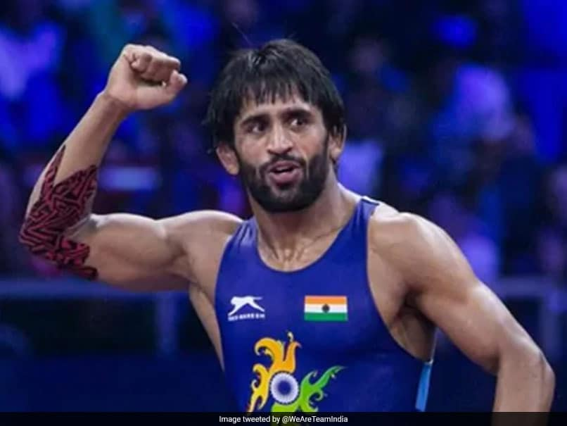 Bajrang Punia Advocates For Wrestling To Be Made The National Sport