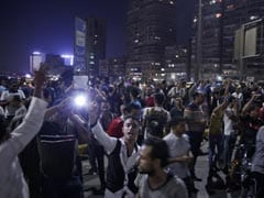 Several Protests Break Out In Egypt, Several Arrested