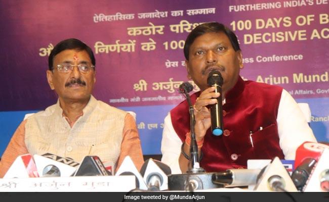 Prime Minister Narendra Modi To Launch Eklavya Schools For Tribals: Arjun Munda