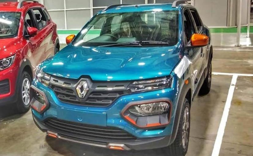 The Renault Kwid facelift is expected to go on sale by early October 2019