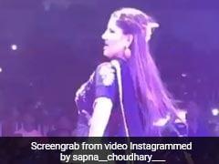 Sapna Choudhary Viral Video: सपना चौधरी के जबरदस्त डांस को देख फैन्स हुए दीवाने, बार-बार देखा जा रहा Video