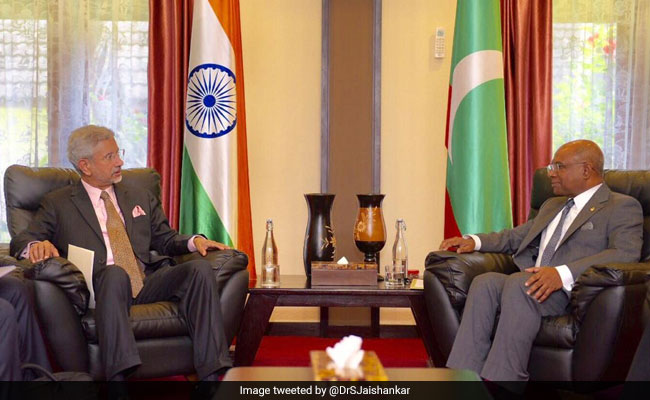 India, Maldives Sign Treaty On Mutual Legal Assistance In Criminal Matters