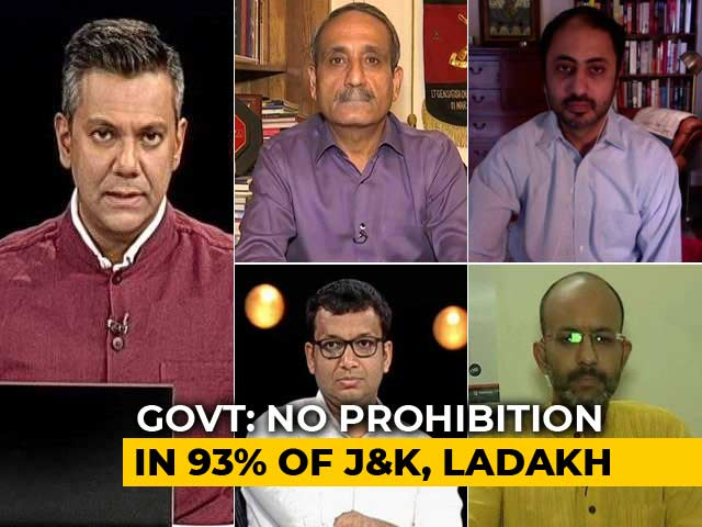 Video : 1 Month Of Detentions: What Lies Ahead For Kashmir's Leaders?