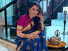 Inside Maanayata Dutt's Ganesh Chaturthi Celebrations. Day #2