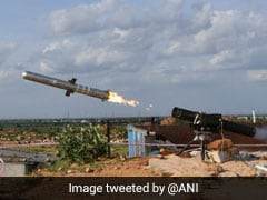 Portable Anti-Tank Guided Missile Successfully Tested: Defence Ministry