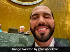 This President Pulled Out His iPhone 11 For Selfie Before Debut UN Speech