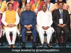 Teachers' Day: राष्ट्रपति रामनाथ कोविंद ने शिक्षक दिवस पर 46 शिक्षकों को राष्ट्रीय पुरस्कार से किया सम्मानित