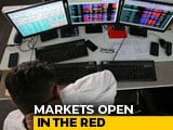 Video : Sensex Drops Over 250 Points, Nifty Slides Below 11,000