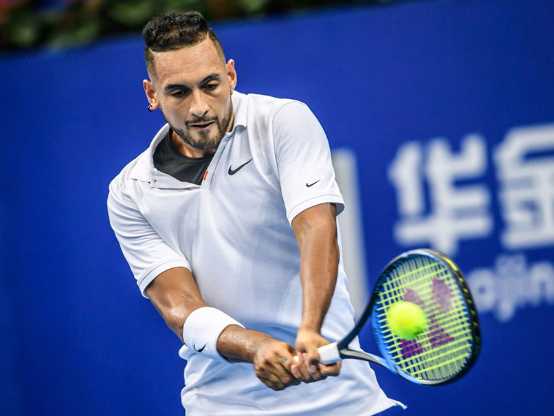 Nick Kyrgios Gets Suspended 16-Week Ban For Poor Behaviour