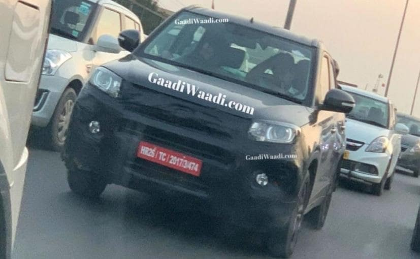 The 2020 Maruti Suzuki Vitara Brezza will come with a new face along with other styling updates