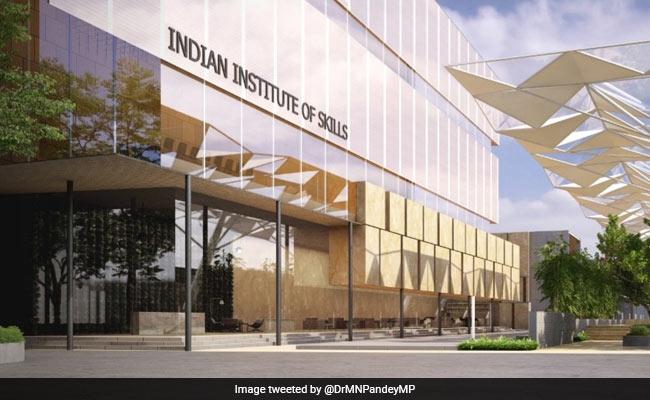Foundation Stone For Indian Institute Of Skills Laid In Mumbai