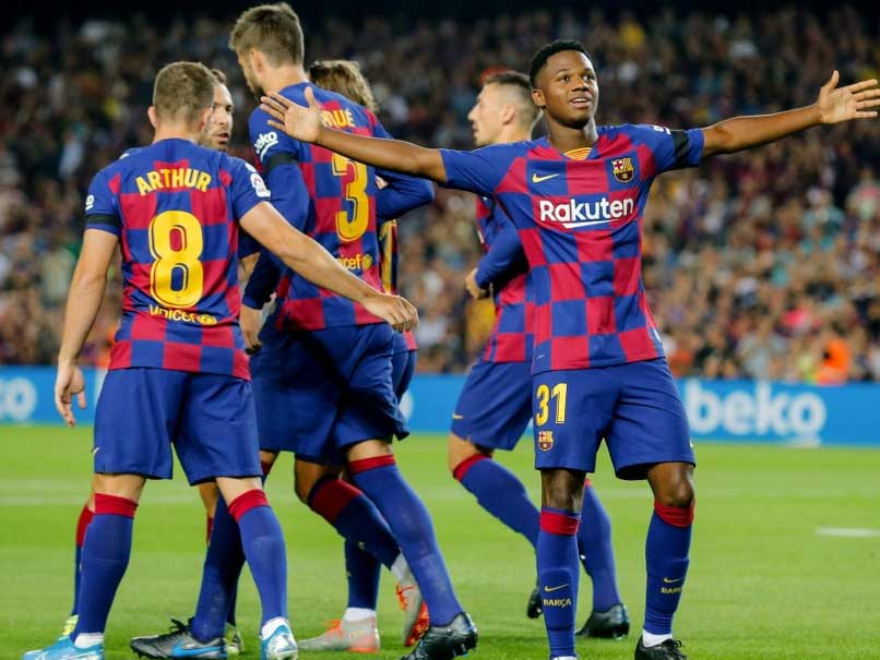 Wonderkid Ansu Fati: From African Suburb To Barcelona