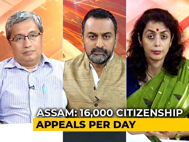 Video : Assam's 'Impossible' NRC Race: 20 Lakh Cases, 120 Days