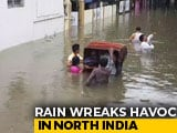 Video : Bihar Flooded After Heavy Rain, 73 Dead In 4 Days In UP