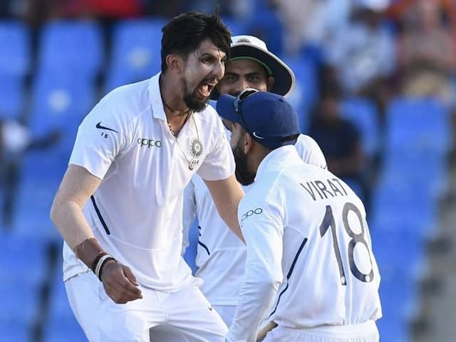India vs West Indies: Ishant Sharma Leapfrogs Kapil Dev To Achieve Massive Record