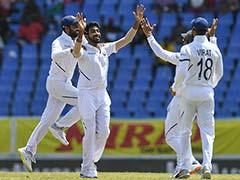 West Indies vs India 2nd Test Day 2:बुमराह की गेंदबाजी ने वेस्टइंडीज को बैकफुट पर किया, मैच पर भारत की पकड़ मजबूत