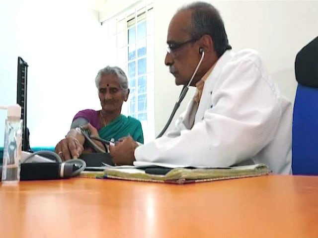 Video : An Initiative In An Andhra Village Aims To Make World Class Healthcare Affordable