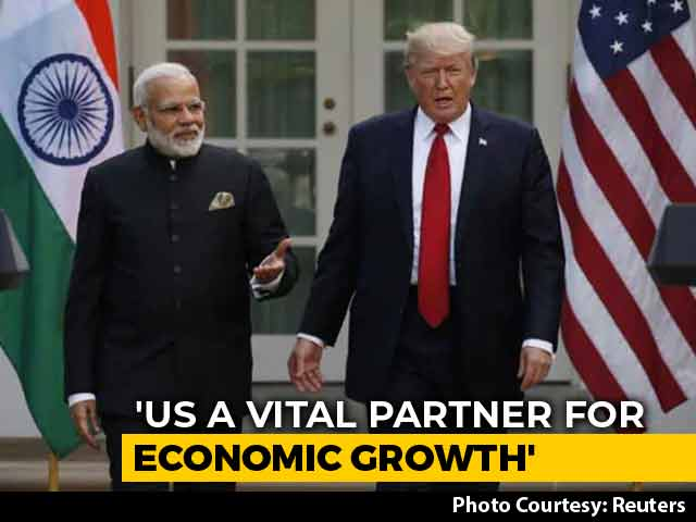 Video : India, US Can Contribute To Build A More Peaceful, Stable World: PM Modi