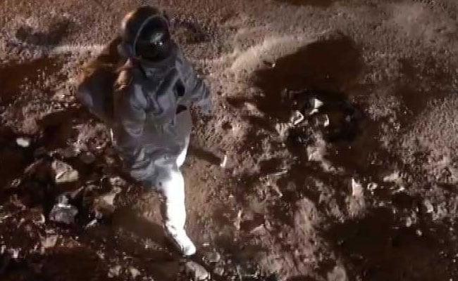 After Artist's Viral 'Moonwalk', Bengaluru Civic Body Fills Potholes