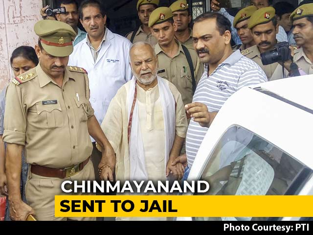 Video : Chinmayanand Arrested But No Rape Charge, Woman Charged With Extortion
