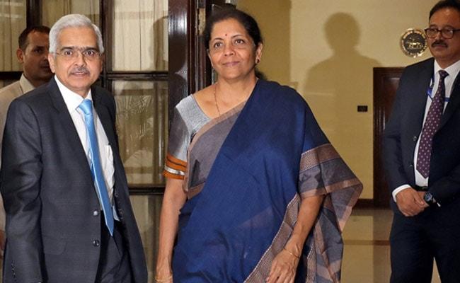 'Not Revising Target': Nirmala Sitharaman On Fiscal Deficit After Tax Cut