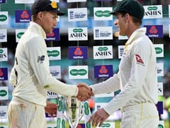 """Desperate"" Joe Root Plots Ashes Success Down Under After Series Draw"