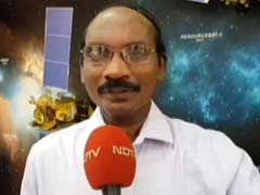 """""""As Tricky As Holding A Newborn"""": ISRO Chief On Chandrayaan 2's Landing"""