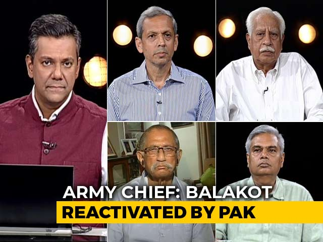 Video: Balakot Reactivated, 500 Terrorists At Launchpads: How Should India Respond?
