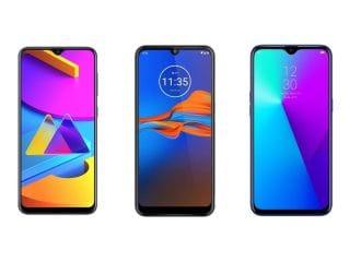 Samsung Galaxy M10s, Moto E6s और Realme 3i में कौन बेहतर?