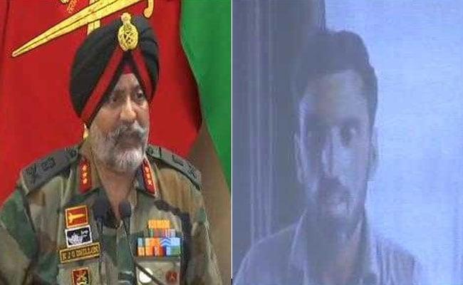 इंडियन आर्मी ने लश्कर-ए-तैयबा से जुड़े 2 पाकिस्तानी आतंकी को पकड़ा, Video किया जारी