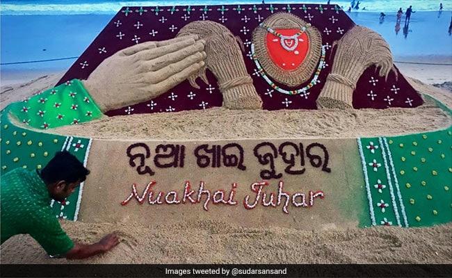 On Nuakhai Juhar, Odisha's Harvest Festival, PM Modi's Tweet For Farmers