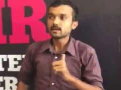 मॉल में 'हिंदू राष्ट्र' की वकालत कर रहा था शख्स, छात्रों ने कर दी पिटाई, Video वायरल होने पर हुआ एक्शन