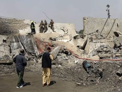 10 Civilians, Two NATO Troops Killed In Kabul Blast