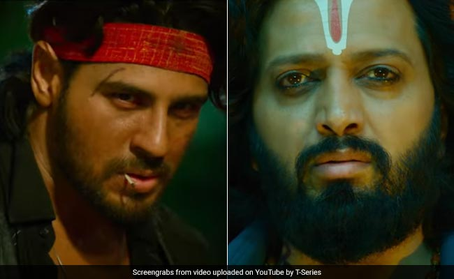 Marjaavaan Trailer: Sidharth Malhotra Vs Riteish Deshmukh Which Proves Deadly For Tara Sutaria