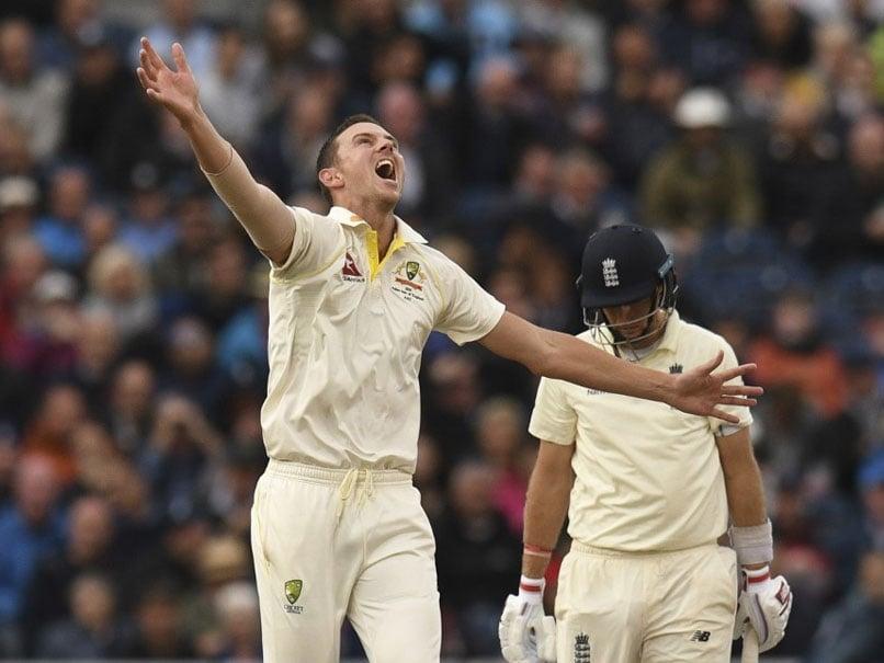 4th Test, Day 3: Josh Hazlewood Strikes As Australia Look To Retain Ashes