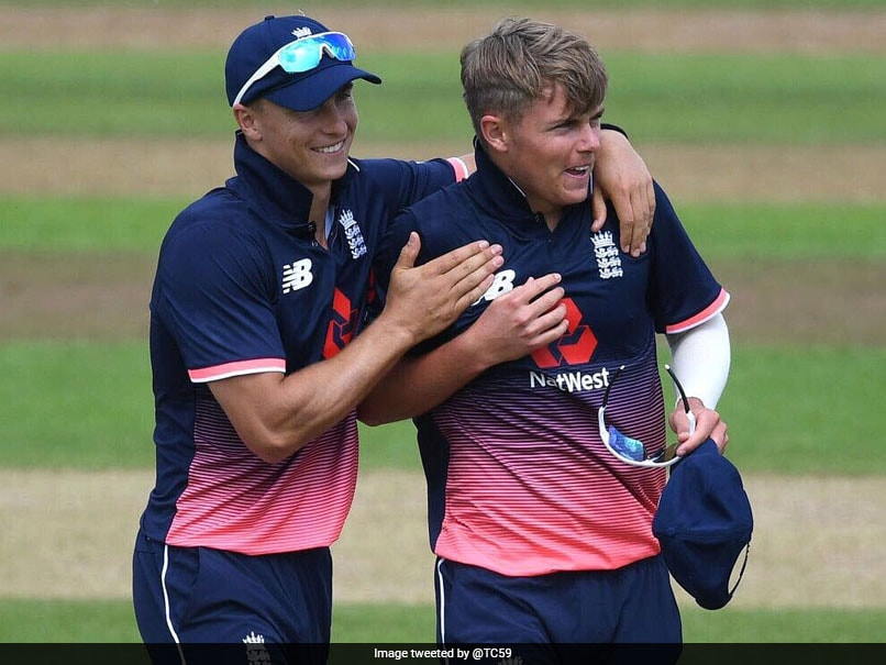 Curran Brothers Involved In Funny Banter After Northamptonshire