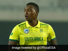 South African Pacer Lungi Ngidi In Black Lives Matter Controversy