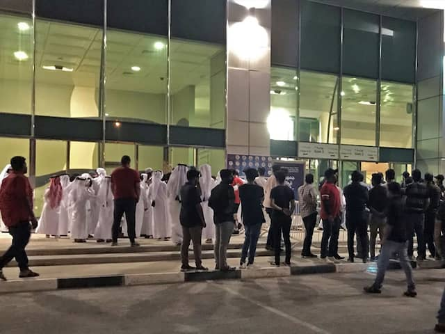 Indian Fans With Valid Tickets Denied Entry To World Cup Qualifiers In Qatar