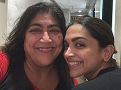 'Movie On The Cards?' Ask Fans On Deepika Padukone's Pic With Gurindher Chadha