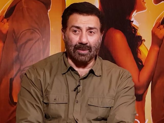 Video : Sunny Deol On Balancing Between Politics & His Son's Debut Film