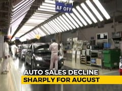 Video: Auto Sales Continue To Decline In August