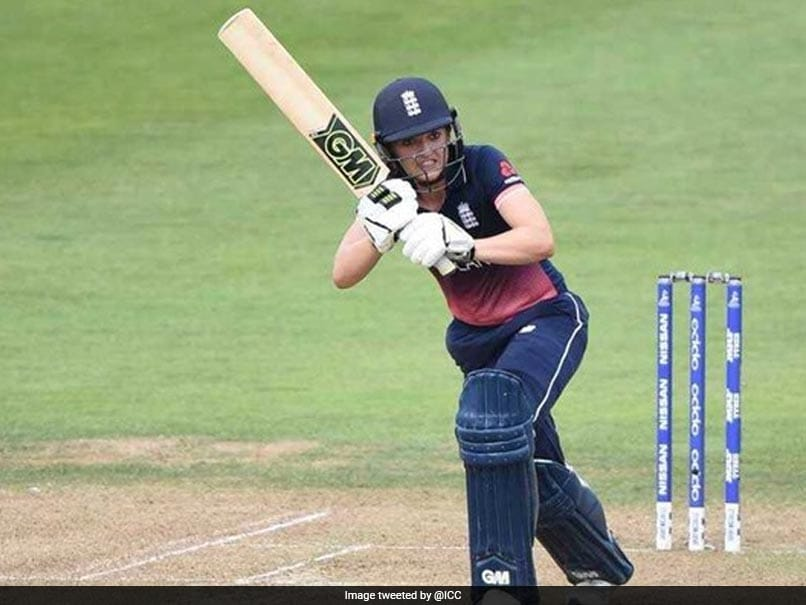 Englands Sarah TaylorRetires From International Cricket Over Anxiety Issues
