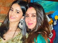 Ananya Panday's Birthday Wish For Kareena Kapoor Comes With A <i>Jab We Met</i> Reference
