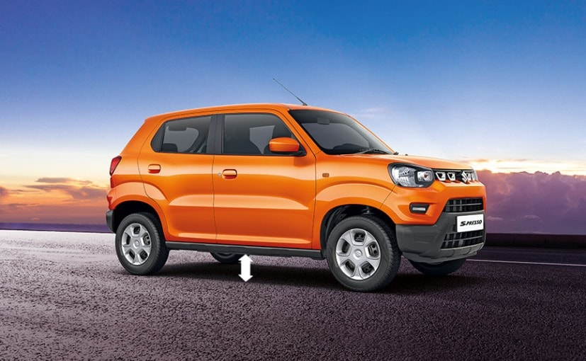 The Maruti Suzuki S-Presso is dubbed as a mini SUV and will be launched in India on September 30
