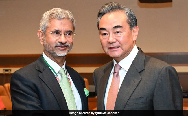 S Jaishankar's 75-Minute Call With Chinese Minister After Disengagement