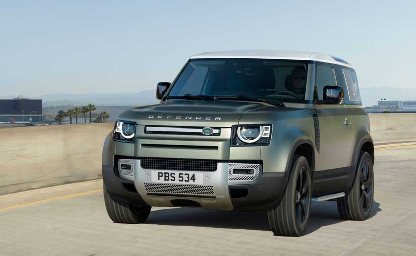 Land Rover Defender: Next Generation Defender is Finally Here