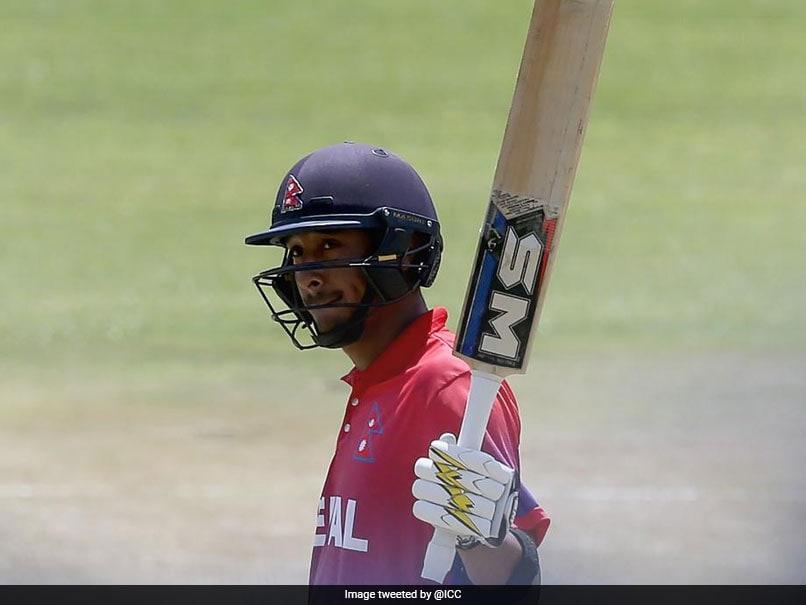 Paras Khadka, Nepal Captain, Creates Stunning World Record That Even Virat Kohli Couldn