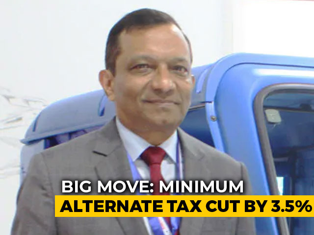 "Video: ""Looks Like Diwali Has Come Early"": India Inc. Cheers Corporate Tax Cut"